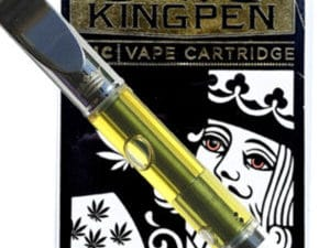 Buy CALI-O 710 King Pen Cartridge Online UK