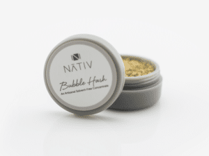 Buy NATIV BUBBLE HASH Online UK