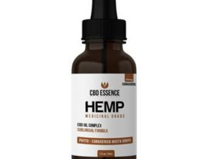 CBD Essence Oil Tinctures