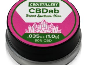 where to buy CBDistillery Spectrum Wax?