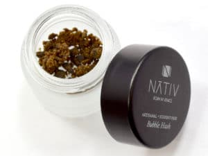NATIV BUBBLE HASH for sale online USA