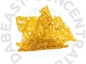 Buy DABEAST CONCENTRATES Purple Arrow Shatter Online UK
