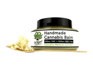Buy Handmade Cannabis Balm 1:1 Online UK