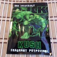 Buy The Incredible Hulk – Kush UK